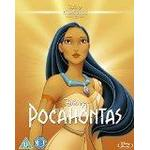 Pocahontas blu ray Filmer Pocahontas (1995) (Limited Edition Artwork Sleeve) [Blu-ray] [Region Free]